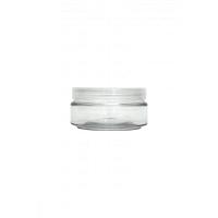 Waam - Pot vide 100ml avec Couvercle Plastique
