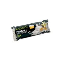 +Watt Barre protéinée Protein+ White Vanille 40 g
