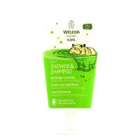 Weleda - Crème de Douche 2 en 1 Enfants - Citron vert pétillant - 150ml