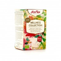 Yogi Tea - Wellness collection - 6x3 sachets