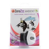 ZeroZzz Ambiant Prise Anti-Moustiques