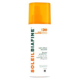 Soleilbiafine Lait spray solaire SPF 30