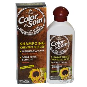 3Chênes Color et soin Shampoing cheveux foncés