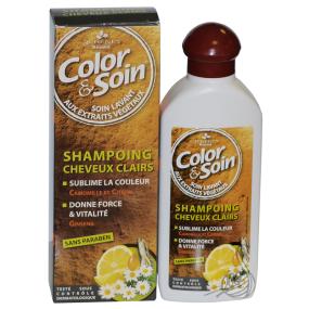 3Chênes Color et soin Shampoing Cheveux clairs