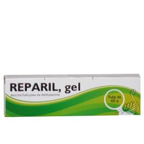 Reparil gel 40g