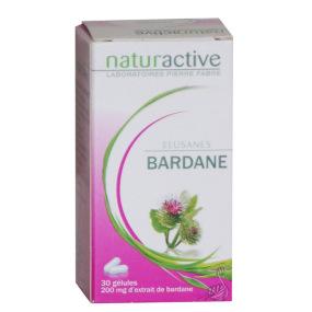 Naturactive Elusanes bardane 30 gélules
