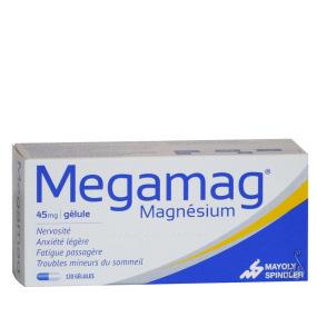 Megamag 120 gélules