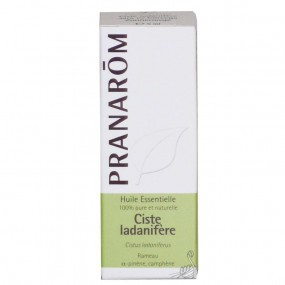 Pranarom huile essentielle de Ciste