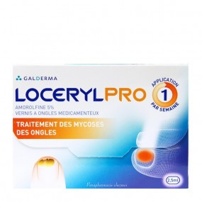 Loceryl Pro 5% traitement mycose des ongles
