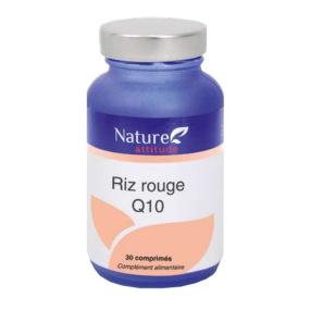 Nature Attitude Riz Rouge Q10 30 Gélules