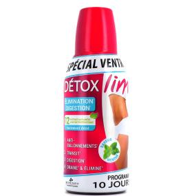 3 Chênes Detoxlim spécial ventre 500 ml
