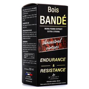 3Chênes Bois Bandé Endurance et Résistance