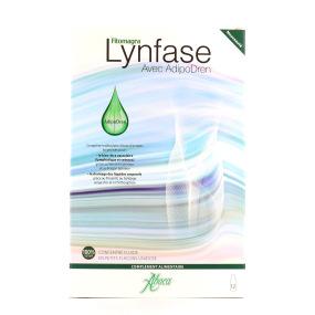 Aboca Fitomagra Lynfase avec AdipoDren 12 flacons de 5g