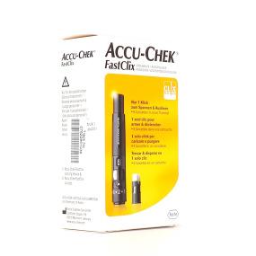 Accu-Chek FastClix Stylo Autopiqueur