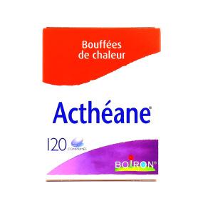 Acthéane 120 comprimés Bouffées de chaleur Boiron