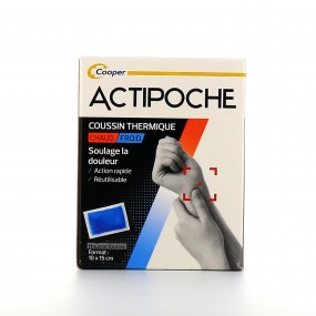 Actipoche Chaud Froid 10 x 15cm