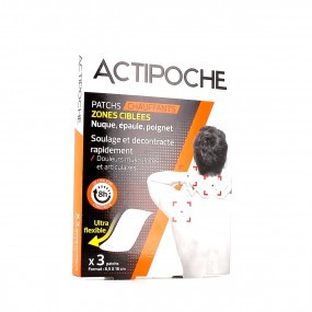 Actipoche Chaud Patchs chauffants