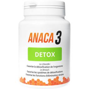 Anaca3 Détox 60 gélules