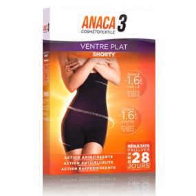 Anaca3 Shorty Ventre Plat 28 jours