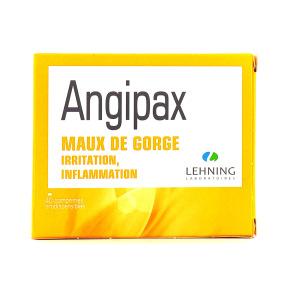 Angipax 40 comprimés orodispersibles