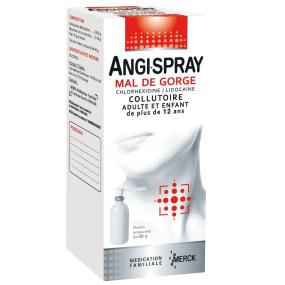 Angispray Mal de Gorge