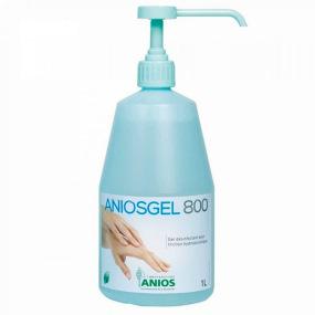 Anios Aniosgel 800 Flacon-pompe 1 L