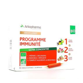 Arkofluides Bio Programme Immunité