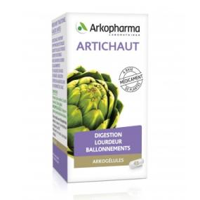 Arkogélules Artichaut 45 ou 150 gélules