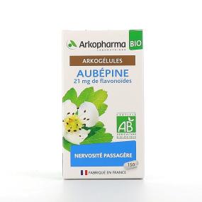 Arkogélules Aubépine Bio 45 ou 150 gélules