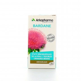 Arkogélules Bardane 45 ou 150 gélules