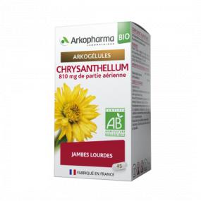 Arkogélules Chrysanthellum Bio