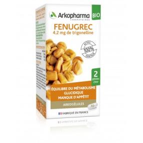 Arkogélules Fenugrec Bio