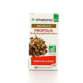 Arkogélules Propolis BIO
