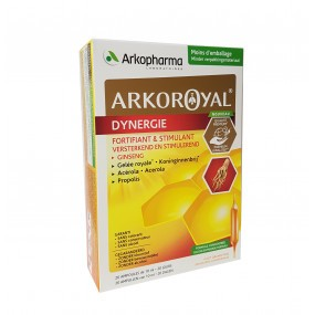 ArkoRoyal Dynergie Ampoules