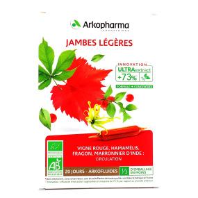 Arkopharma Arkofluides Jambes légères
