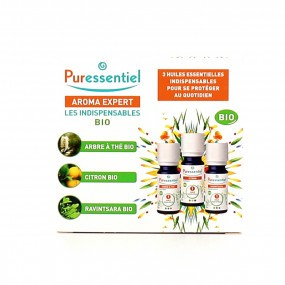 Aroma expert les indispensables bio