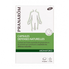 Aromaforce Capsules Défenses Naturelles