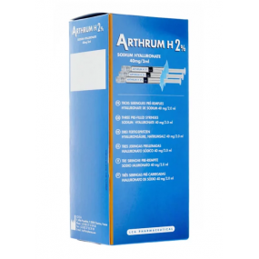 Arthrum H 2% Injection Sodium Hyaluronate