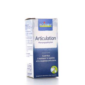Articulation Harpagophyton