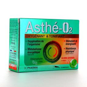 3 Chênes Asthé-02 Oxygénant et Tonifiant