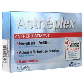 Asthéplex Organismes Epuisés