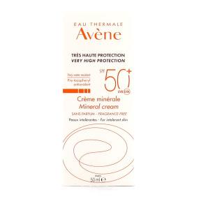 Avène Crème Solaire Minérale SPF50+