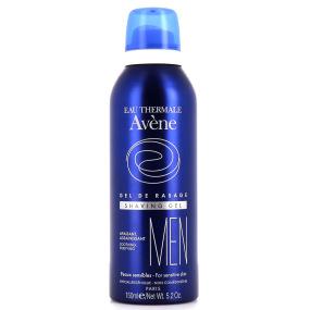 Avene Gel de rasage Men peaux sensibles en 150 ml
