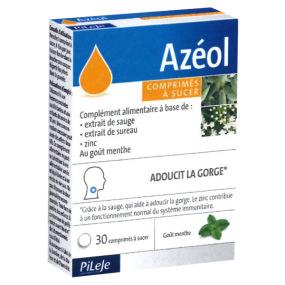 Azéol Adoucit la Gorge Comprimés