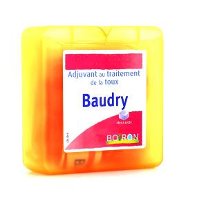Baudry Pâtes à sucer Traitement de la Toux