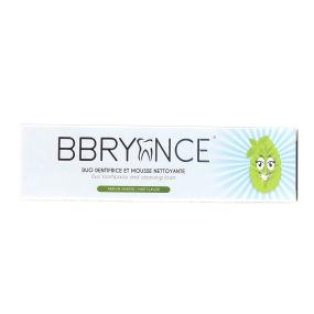 BBryance Duo Dentifrice et Mousse Nettoyante