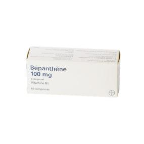 Bepanthène 100 mg 60 comprimés