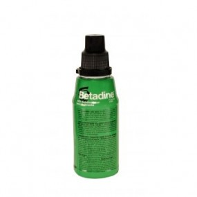 Betadine 10% bain de bouche 125 ml