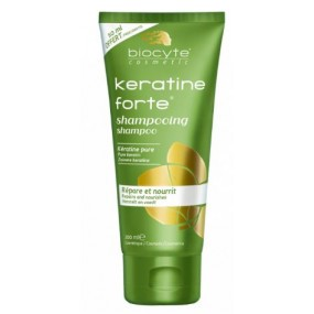 Biocyte Kératine Forte Shampooing à la kératine 200ml