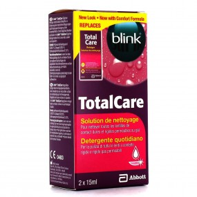 BLINK Totalcare solution de nettoyage